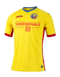 Imagine de Tricou Nationala Romaniei-Untold UNSTOPPABLE