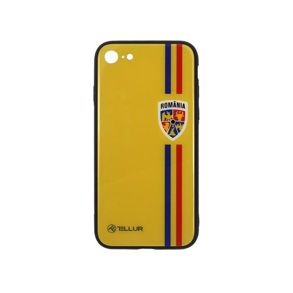 Imagine de Husa telefon iPhone 8 Tricolor