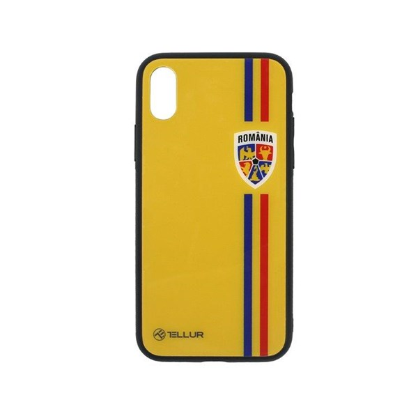 Imagine de Husa telefon iPhone X Tricolor