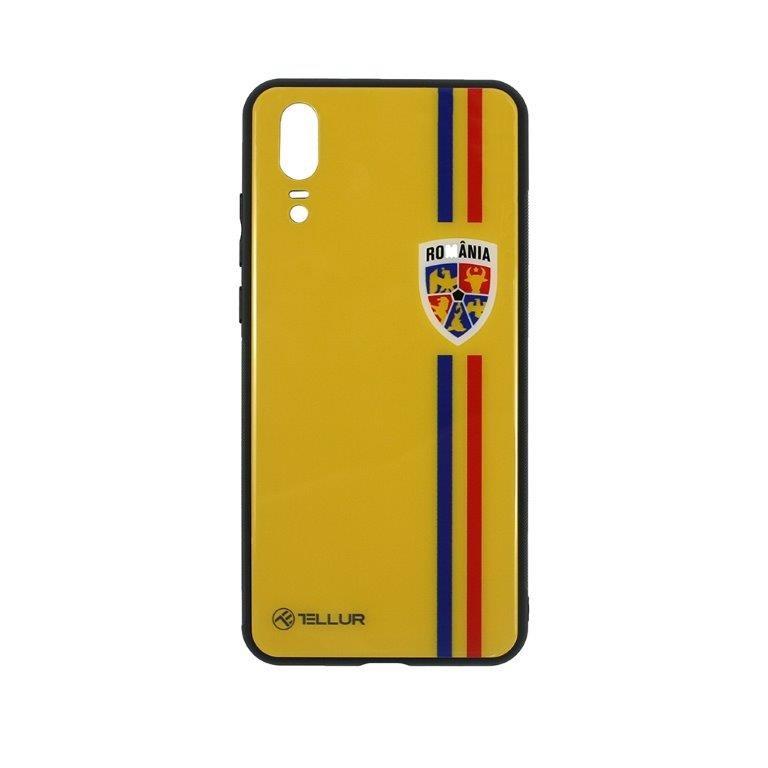 Husa telefon Huawei P20 Tricolor imagine