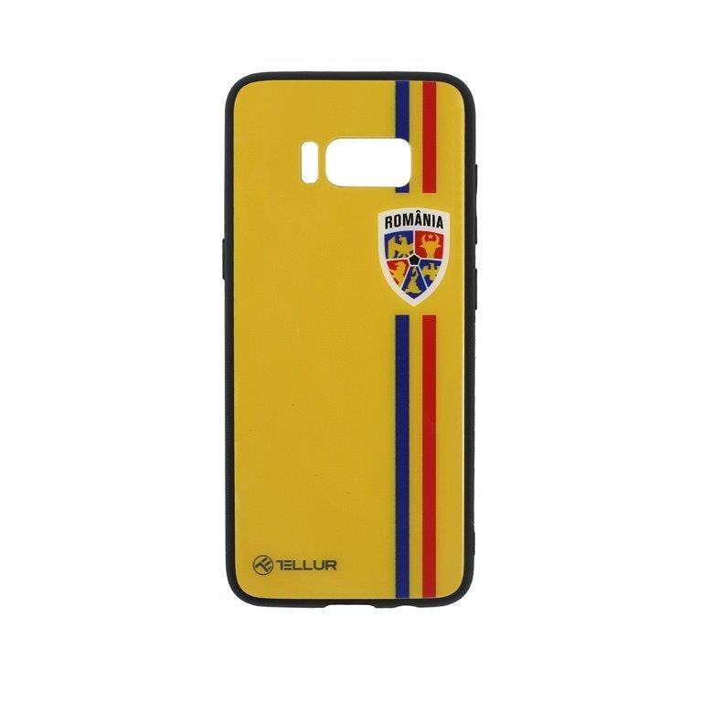 Husa telefon Samsung S8 Tricolor imagine